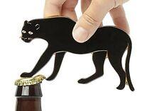 My Natural Gourmet Wine and Beer Gadgets (Beer Bottle Opener, Black Panther)