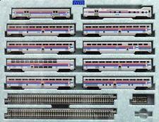 Kato 10-6079 N Scale Amtrak  El Capitan 10-Car Passenger Set
