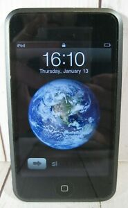RARE - Apple iPod Touch 2nd Gen (16 GB) Black A1213 - Tested Working