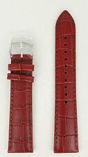 Seiko Brown Leather Calf E 20mm Watchband SSB069 SSB143 SGEG09 Watch Strap 6T63