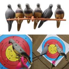 12X Archery 3D Pigeon Baits Target Animal Practice Shoot Hunter Recurve Crossbow