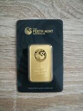 Perth Mint goldbarren 1 Unze