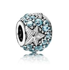 Genuine Pandora Silver Oceanic Starfish Charm 791905CZF ALE 925 PC61