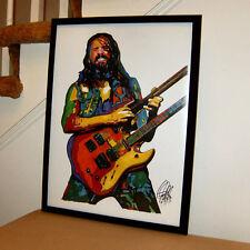 "Ron ""Bumblefoot"" Thal, Guitar, Guns N' Roses, Hard Rock, Metal, 18x24 POSTER 1"