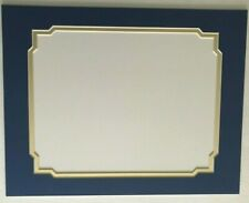 11x14 Mat Bevel Picture Frames for 8x10 Photos or Art Work (Variety of Colors)