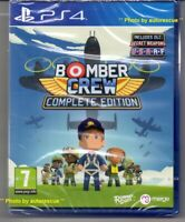 Bomber Crew Complete (inc. Secret Weapons + USAAF DLC) New & Sealed' *PS4(Four)*