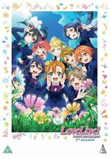 Love Live! School Idol Project Complete Season 2 Collection DVD ANIME 2 MVM