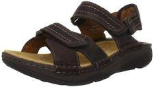 Clarks  Mens ** Movers Ray ** Dark Brown Sandals , Comfortable ** UK 7,8,9,10,11