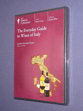 Teaching Co Great Courses DVD              WINES  of  ITALY      new & sealed