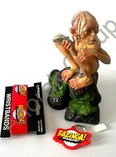 Lord of the Rings Smeagol/Gollum Sideshow (Sheldon Desk) Statue+Big Bang Novelty