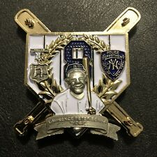 NYPD Finest Series Challenge Coin NYY/NYM Players - Yogi Berra