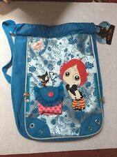Ruby Gloom Backpack Tote Bag Large Size Rare Hard To Find