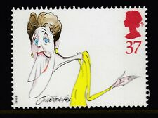 JOYCE GRENFELL CARICATURE BY GERALD SCARFE  ON  1998  GB  UNMOUNTED MINT STAMP