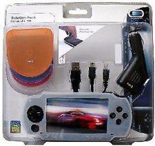 Logic3 Solution Pack PSP Incluye funda, cable USB, cargador de coche etc. PSP507