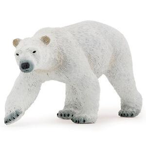 Papo Polar Bear Animal Figure NEW