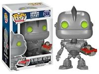 The Iron Giant With Car Funko Pop! Vinyl Movies. Brand New Boxed. UK Seller.