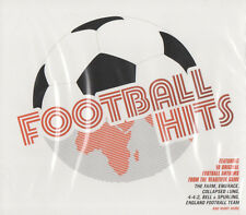 FOOTBALL HITS - SHOWADDYWADDY / VINNIE JONES / TONY CHRISTIE ETC.- CD - (SEALED)