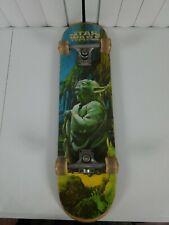 Vintage Star Wars Skateboard- YODA