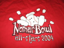 2004 NOMAR GARCIAPARRA No. 5 BOSTON RED SOX Nomar Bowl All-Stars (2XL) T-Shirt
