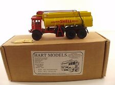 HART MODELS GB HT49  AEC 0854 Matador SHELL refueller citerne aviation rare 1/48