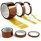 100ft Kapton Polyimide Tape Adhesive High Temperature Heat Resistant Multi-use
