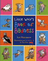 (Good)-Little Wolf's Book of Badness: Colour Edition (Hardcover)-Ian Whybrow-000