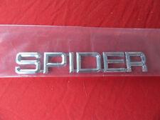 """Alfa Romeo Spider 90 Serie 4 Schriftzug """" Spider """" NEU"""