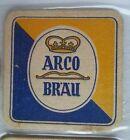 1 ancien Sous-bocks bière Arco Brau lot 2