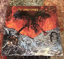 The Only Ones – Even Serpents Shine vinyl LP punk 1979 CBS 83451 Peter Perrett