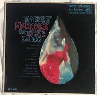 Twilight Memories- The Three Suns Vinyl Lp 1960 Rca Victor Record 1658#2