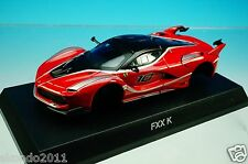 KyOSHO 1/64 Ferrari 12 Minicar Collection FXX K (Red color) New!!