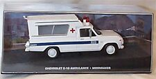 007 James Bond Chevrolet C-10 Ambulance Moonraker new in case