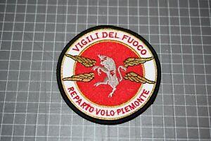 Italian Fire Vigili Del Fuoco Patch (B20)