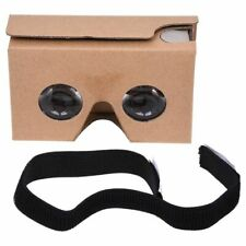 For Google Cardboard V2 3D Glasses VR Valencia Fit 6Inch Smartphone+Headband 5Q1