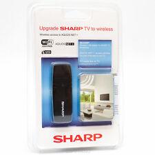 USED Original SHARP AN-WUD630 USB Wireless LAN Adapter AQUOS TV Genuine ANWUD630