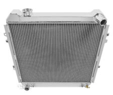 3 Row RS Champion Radiator for 1988 - 1995 Toyota Pick UP V6 Engine