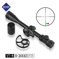 DISCOVERY VT-R 6-24X42SFIR Mil Dot Optics Hunting Rifle Scope Sight for Air Gun