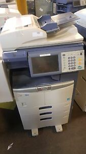 LOT OF 100 TOSHIBA E355 AND E455 COPIERS