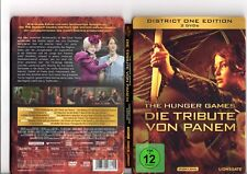 The tribute of Panem - The Hunger Games - (Steelbook) (2 DVDs) #18497