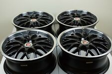 17 Drift Rims Wheels Camry Civic Fusion Avalon Accord Optima Sonata RAV4 5x114.3