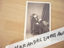 PHOTO 1890 Joseph Émile Rigaud  AIX EN PROVENCE MAIRE