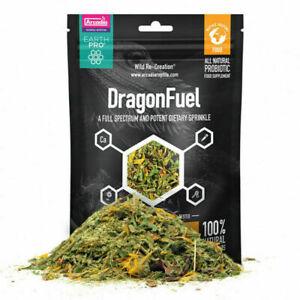 Arcadia Earth Pro Dragon Fuel Food Supplement Bearded Dragon Lizard Iguana 125g