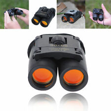 Outdoor Travel Folding Binoculars Telescope Climb 30 x 60 Zoom W/ Bag