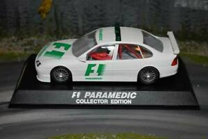 Scalextric - C2197 - Vauxhall Vectra F1 Paramedic Car - Boxed