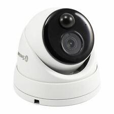 Swann Thermal Sensing PIR Security Camera: 4K Ultra HD Dome