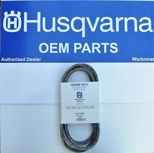 Genuine OEM Husqvarna 532174368 PTO Belt Fits AYP Poulan Pro Craftsman 174368