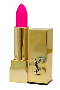 YSL YvesSaintLaurent Rouge Pur Couture Lipstick Rose Tropical #49 Box Imperfect