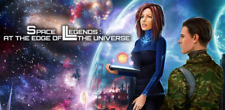 SPACE LEGENDS: AT THE EDGE OF THE UNIVERSE Steam chiave key Gioco PC Game - ROW