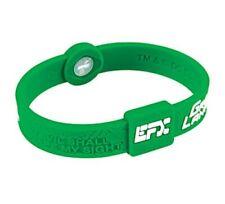 Green Lantern EFX Performance holographic wristband GL logo symbol DC Comics new
