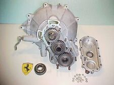 Ferrari 308 Engine Transmission Transfer Gears_Clutch Bell Housing Case_Bearing